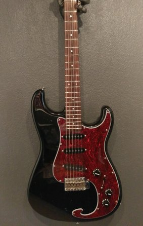 Fender Contemporary Stratocaster